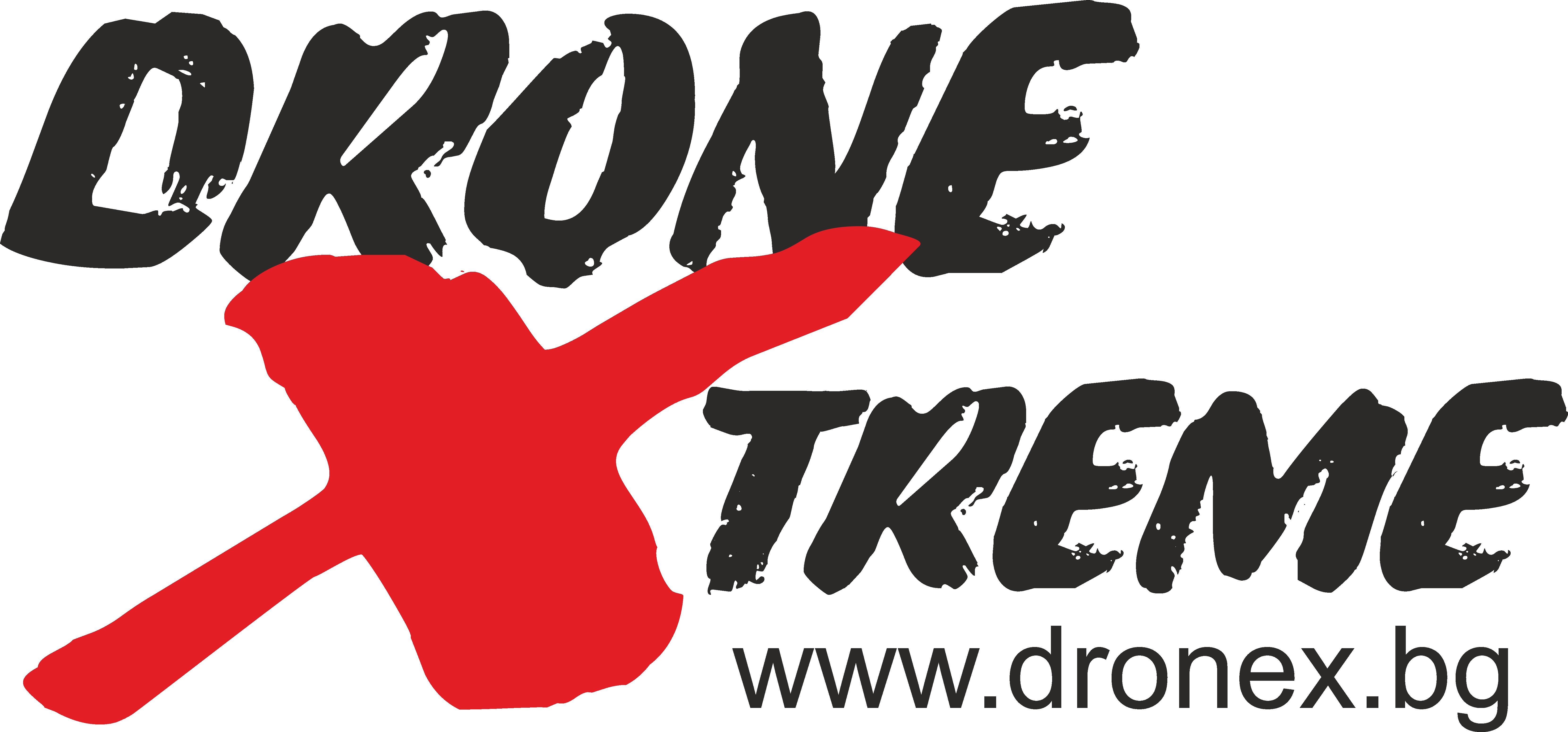 """Drone Xtreme black - Club """"DroneXtremE"""""""